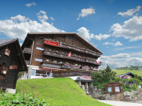 Chalet-Hotel Bettmerhof, city – Logis-Partner Stoneman Glaciara Mountainbike