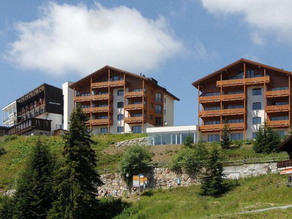 Hotel Alpenrose, city – Logis-Partner Stoneman Glaciara Mountainbike