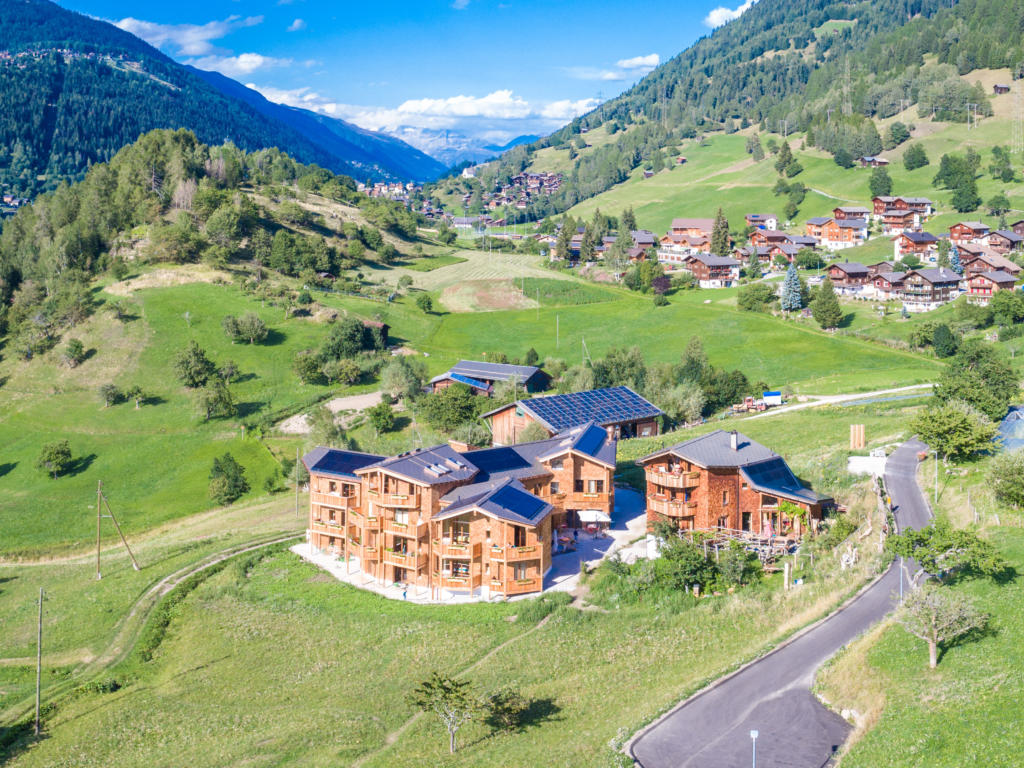 Berglandhof Hotel BnB und Restaurant ErnerGarten, city – Logis-Partner Stoneman Glaciara MTB