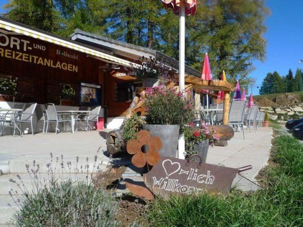 Sport- und Freizeitanlagen Bellwald & Gade Bar, city – Logis-Partner Stoneman Glaciara Mountainbike