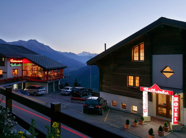 Hotel Bellwald, city – Logis-Partner Stoneman Glaciara Mountainbike
