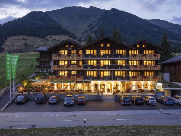 Hotel Restaurant Landhaus, city – Logis-Partner Stoneman Glaciara Mountainbike