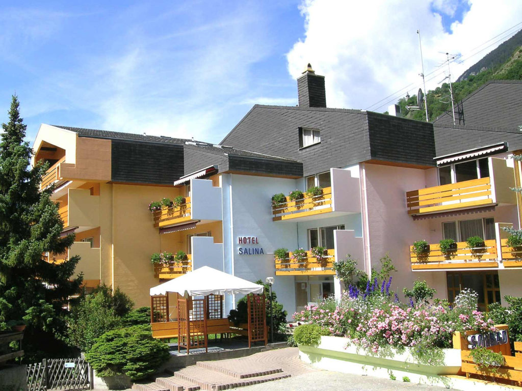 Badehotel Salina Maris – Wellness & Vintage, city – Logis-Partner Stoneman Glaciara Mountainbike
