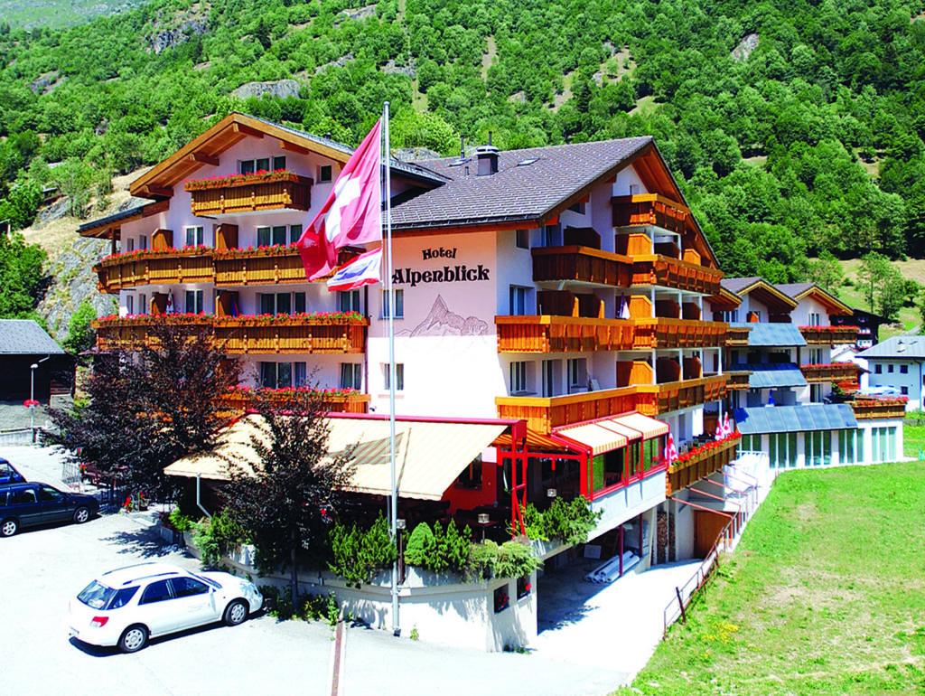 Alpenblick Wellness- Aktivhotel, city – Logis-Partner Stoneman Glaciara MTB