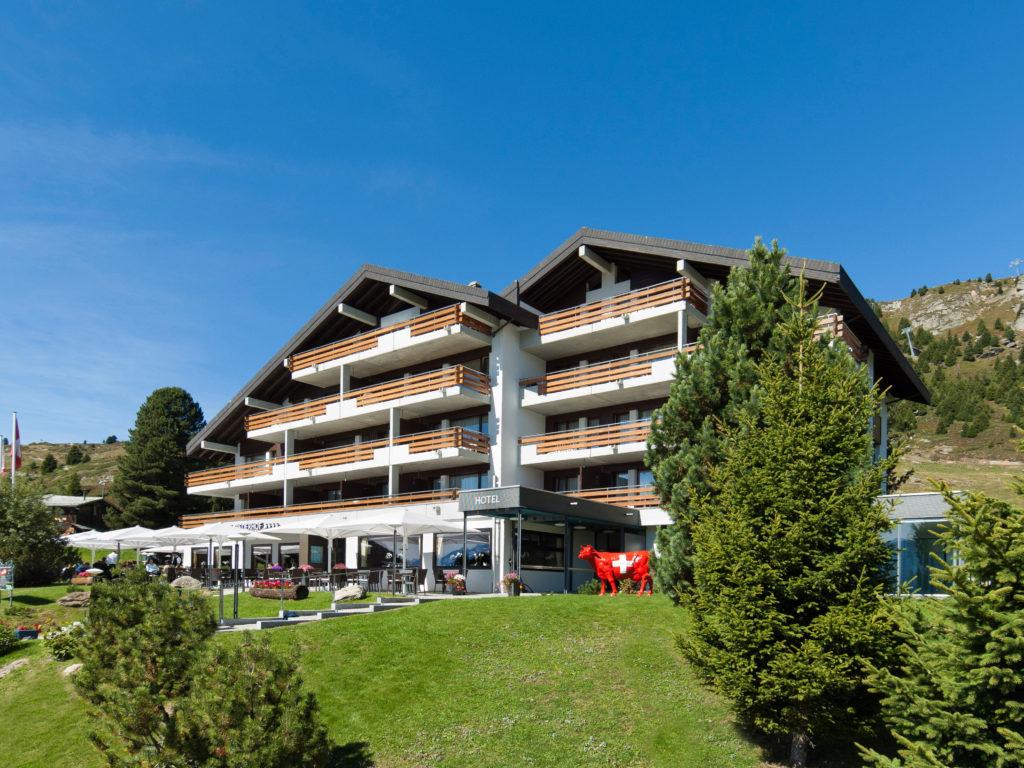 Golfhotel Riederhof, city – Logis-Partner Stoneman Glaciara MTB