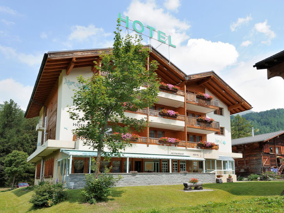Hotel Ahorni, city – Logis-Partner Stoneman Glaciara Mountainbike