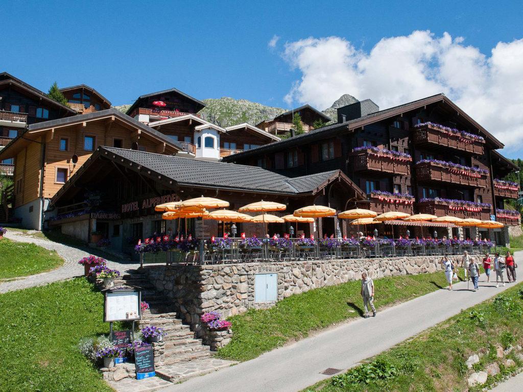 Hotel Alpfrieden, city – Logis-Partner Stoneman Glaciara Mountainbike