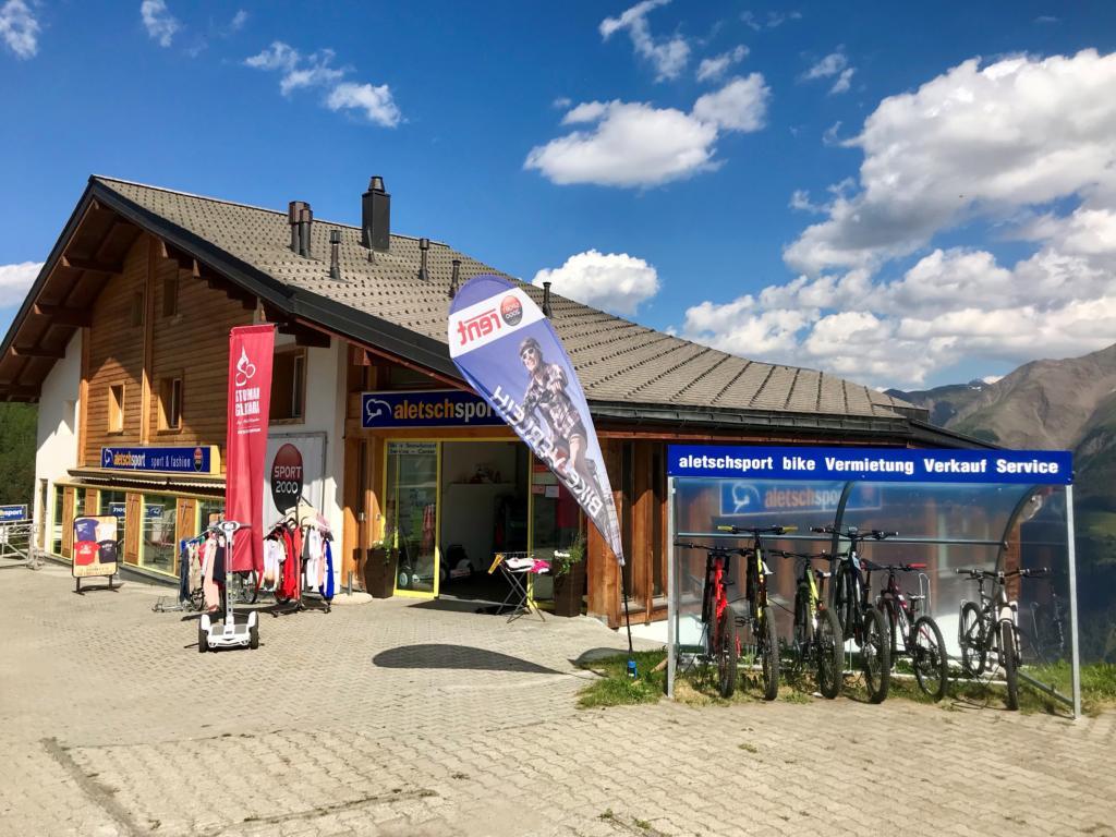 Aletschsport, city – Logis-Partner Stoneman Glaciara MTB