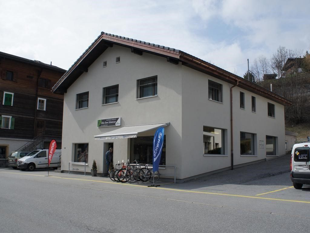 Bike Store Schweizer, city – Logis-Partner Stoneman Glaciara Mountainbike