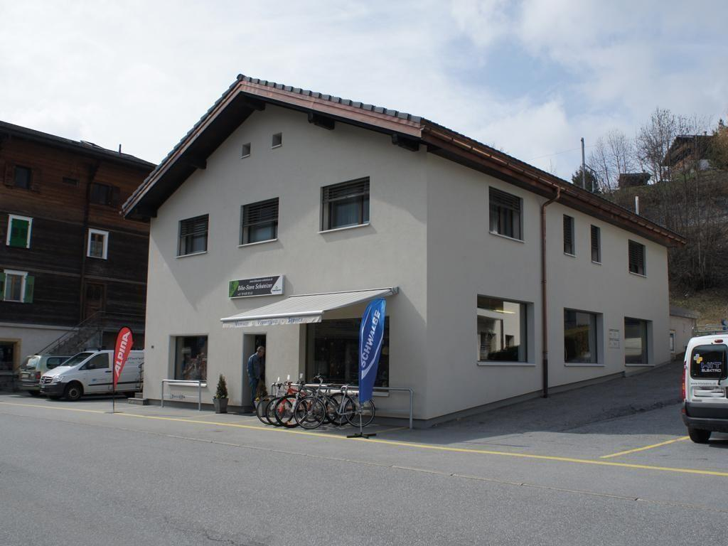 Bike Store Schweizer, city – Logis-Partner Stoneman Glaciara MTB