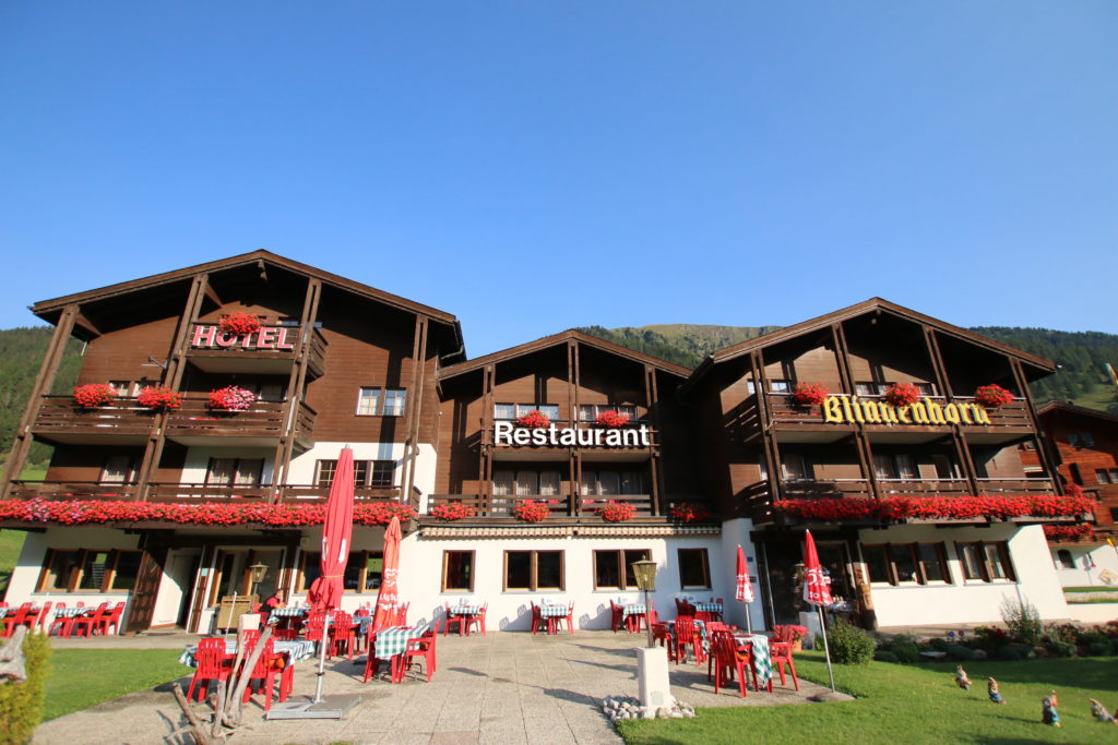Hotel Blinnenhorn, city – Logis-Partner Stoneman Glaciara Mountainbike