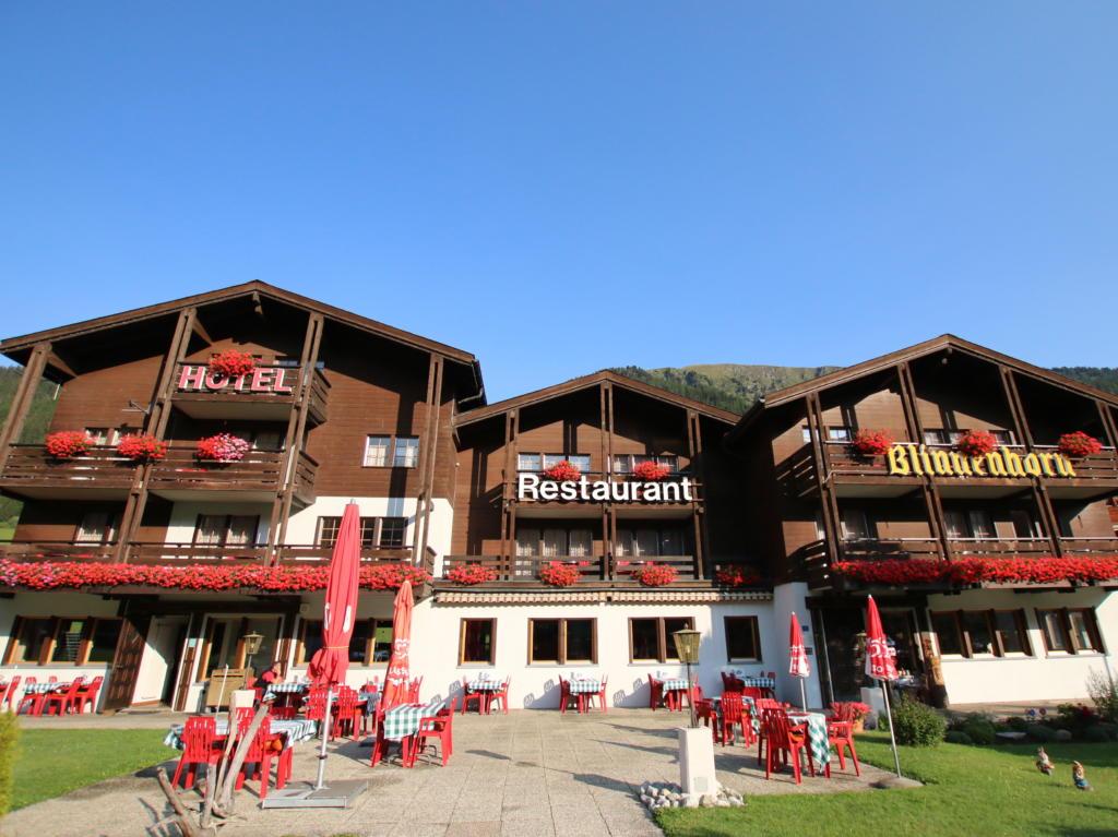 Hotel Blinnenhorn, city – Logis-Partner Stoneman Glaciara MTB