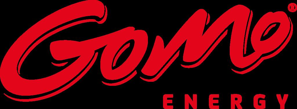 GoMo ENERGY Logo rot CMYK