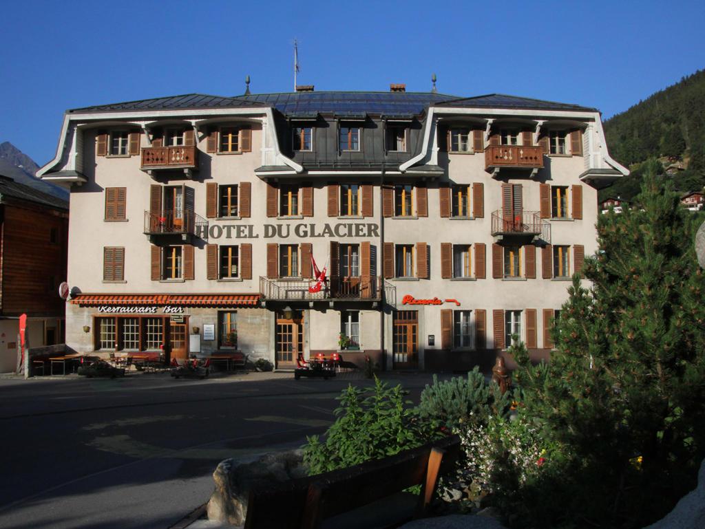 Hotel du Glacier, city – Logis-Partner Stoneman Glaciara MTB