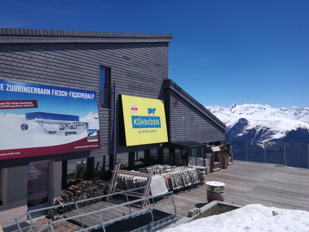 Alpenlodge Kühboden, city – Logis-Partner Stoneman Glaciara MTB
