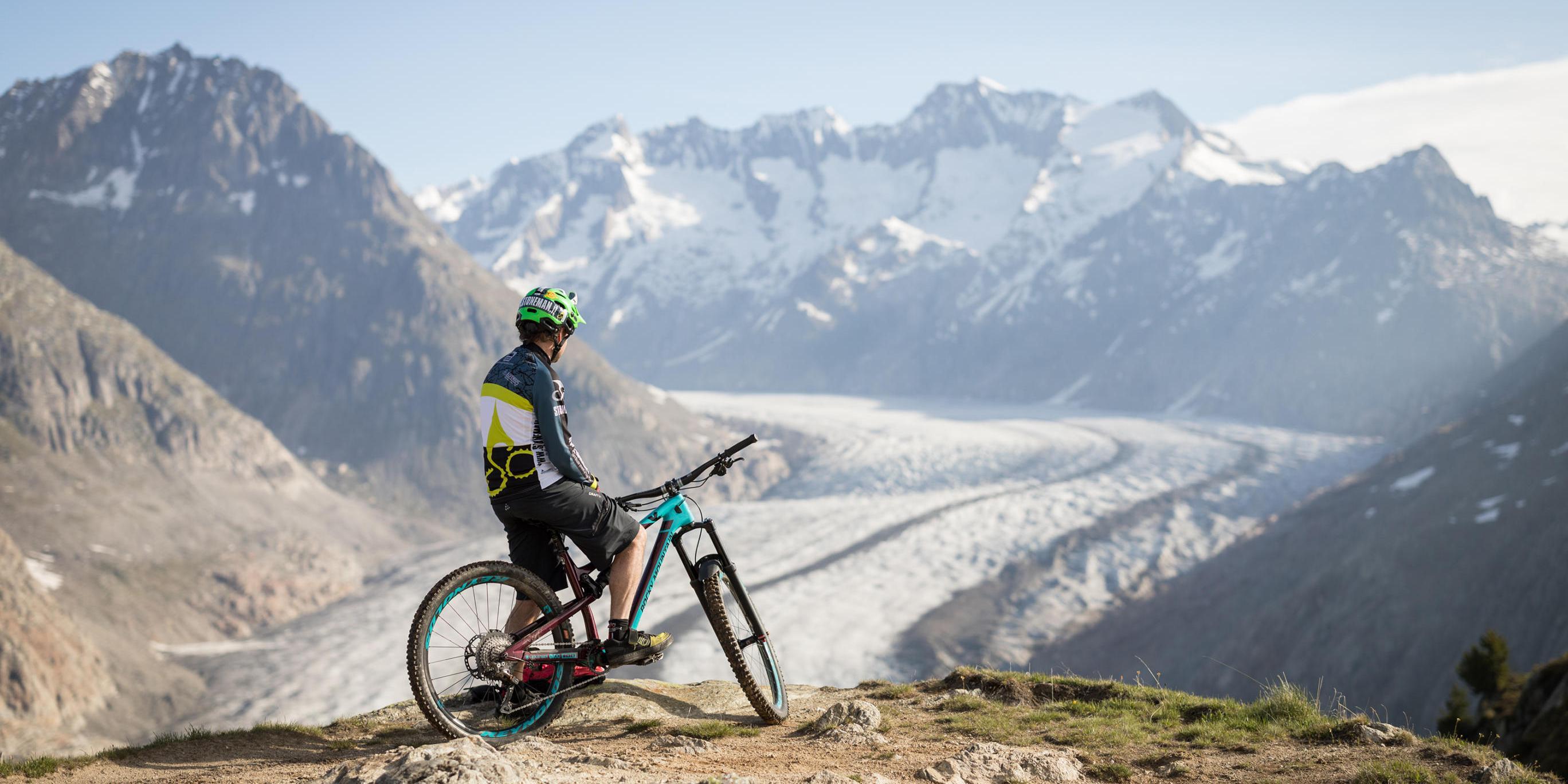 SMGm Stoneman Glaciara Aletschgletscher
